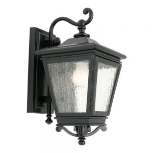 External light - Nottingham Coach Light Black