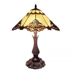 G & G Bros Benita Large Table Lamp Beige