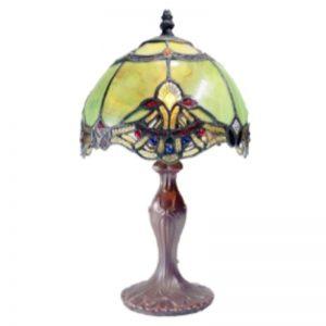G & G Bros Benita Jade Small Table Lamp