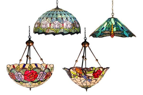 Tiffany Style Pendant Lamps